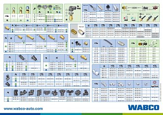 WABCO CONNECTORS